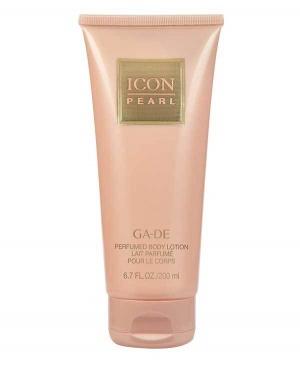 Лосьон, парфюмированное молочко для тела ICON PEARL от Ga-De, 200 мл