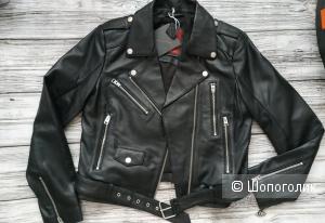 Pull&Bear, куртка косуха, 30mex, L/ 28mex M