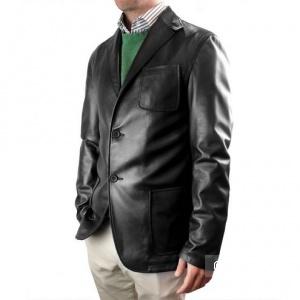 Лайковый пиджак Carven,48FR