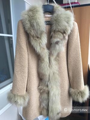 Пальто Linea,итальянский размер 42