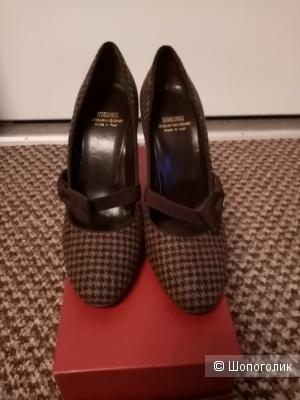 Туфли от кутюр Moschino 38.5