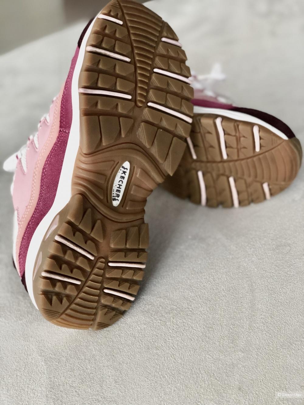 Кроссовки Skechers, размер 37-37,5.