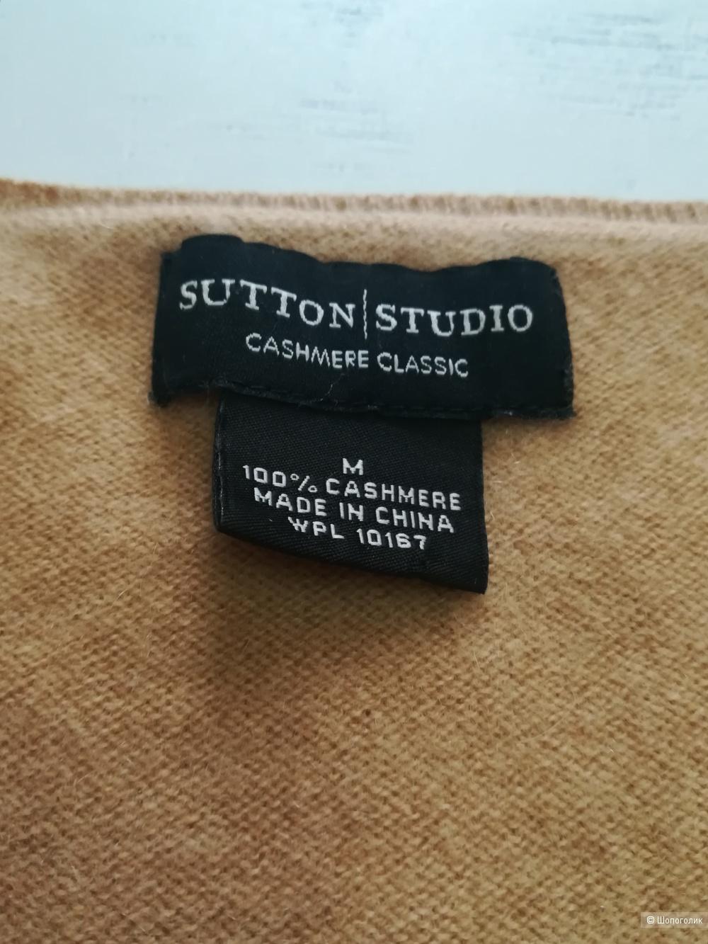 Джемпер кашемир Sutton Studio,s/m