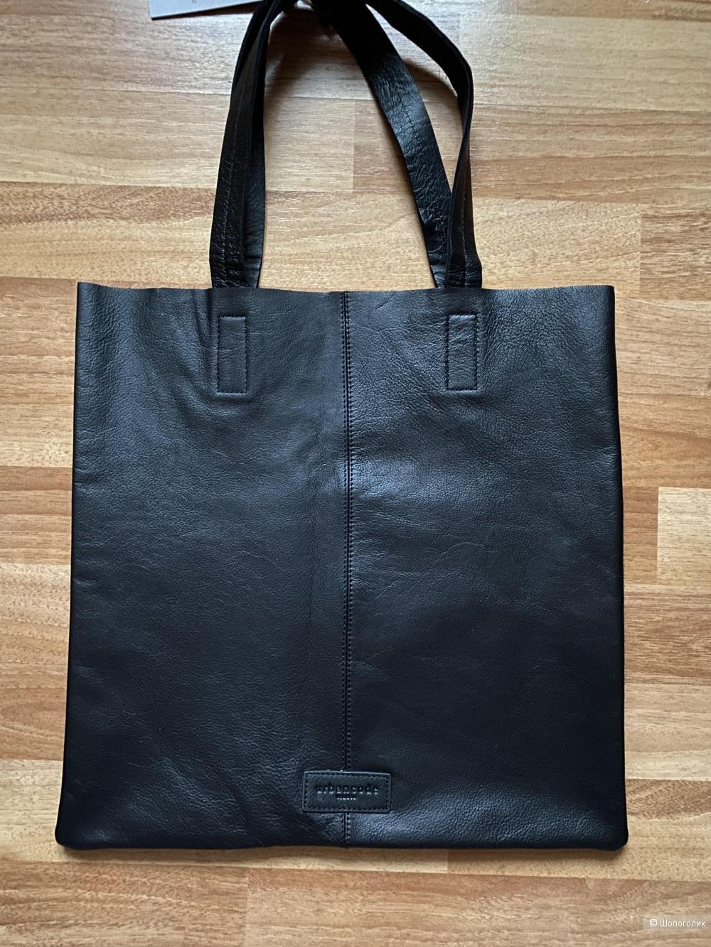 Кожаная сумка шопер Urbancode