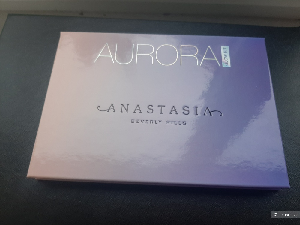 Новая палетка хайлатеров , AURORA Anastasija Beverly Hills, one size