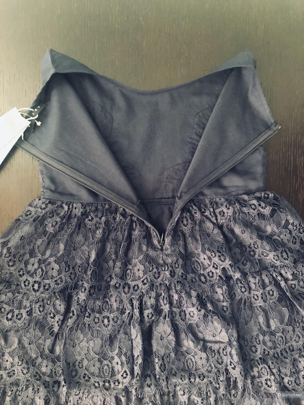 Платье Sisley, M , 6-9 лет
