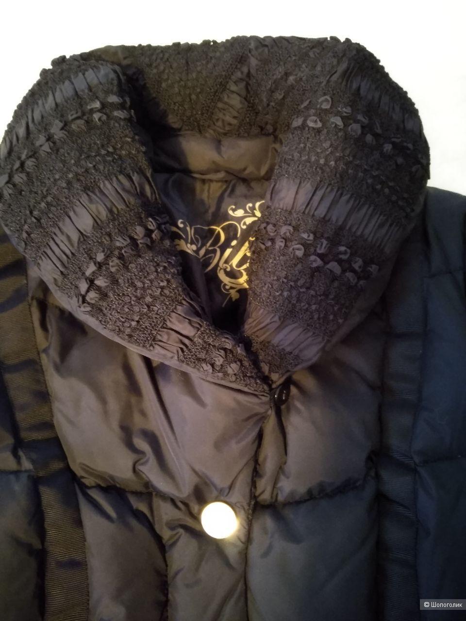 Пуховое пальто Biba, размер 48