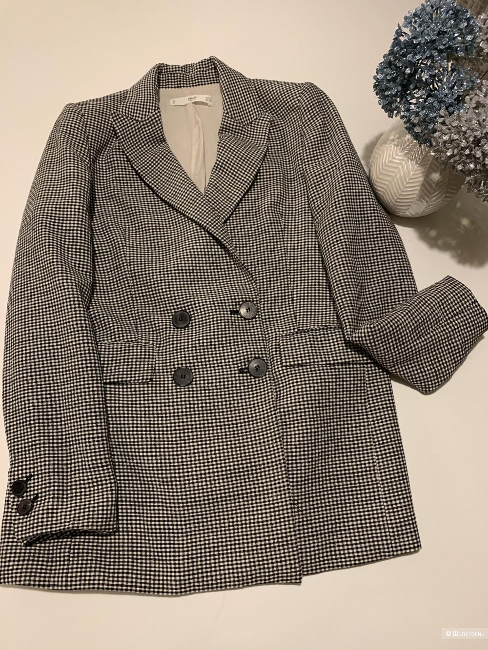 Пиджак MANGO, размер XS