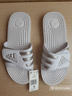Сланцы мужские Adidas, размер 42