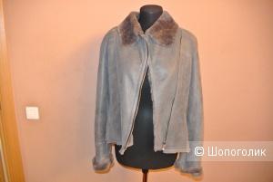 Дубленка Elena Furs 46-48 размера
