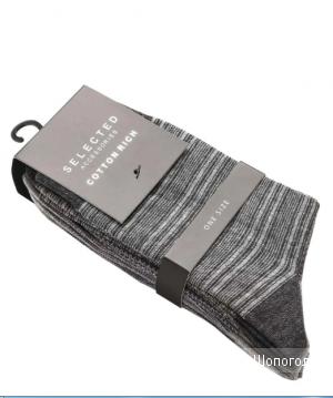 Носки Selected, размер 41-44 (26-28 см)