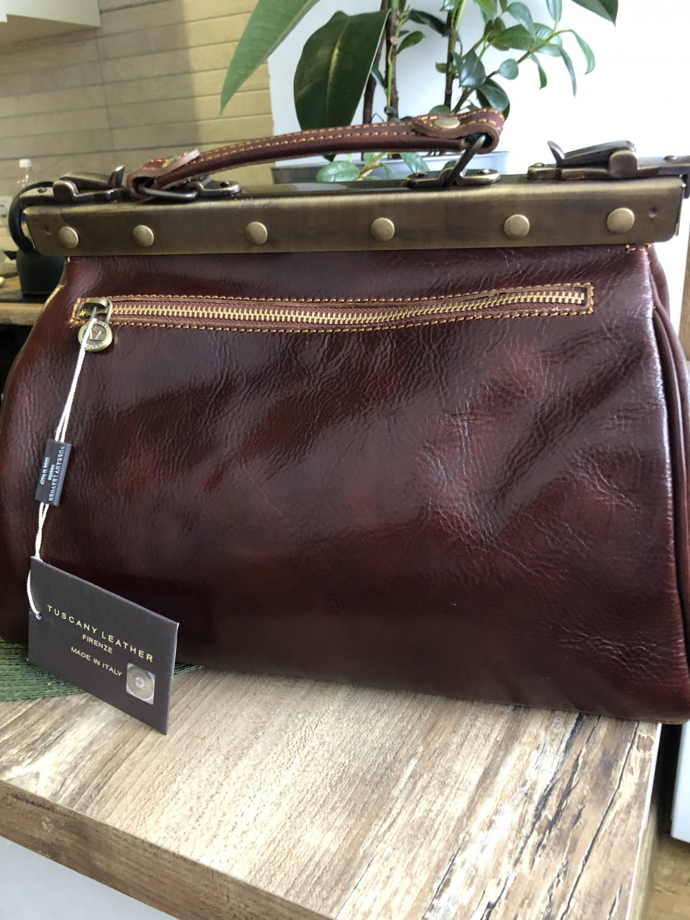 Саквояж Tuscany Leather