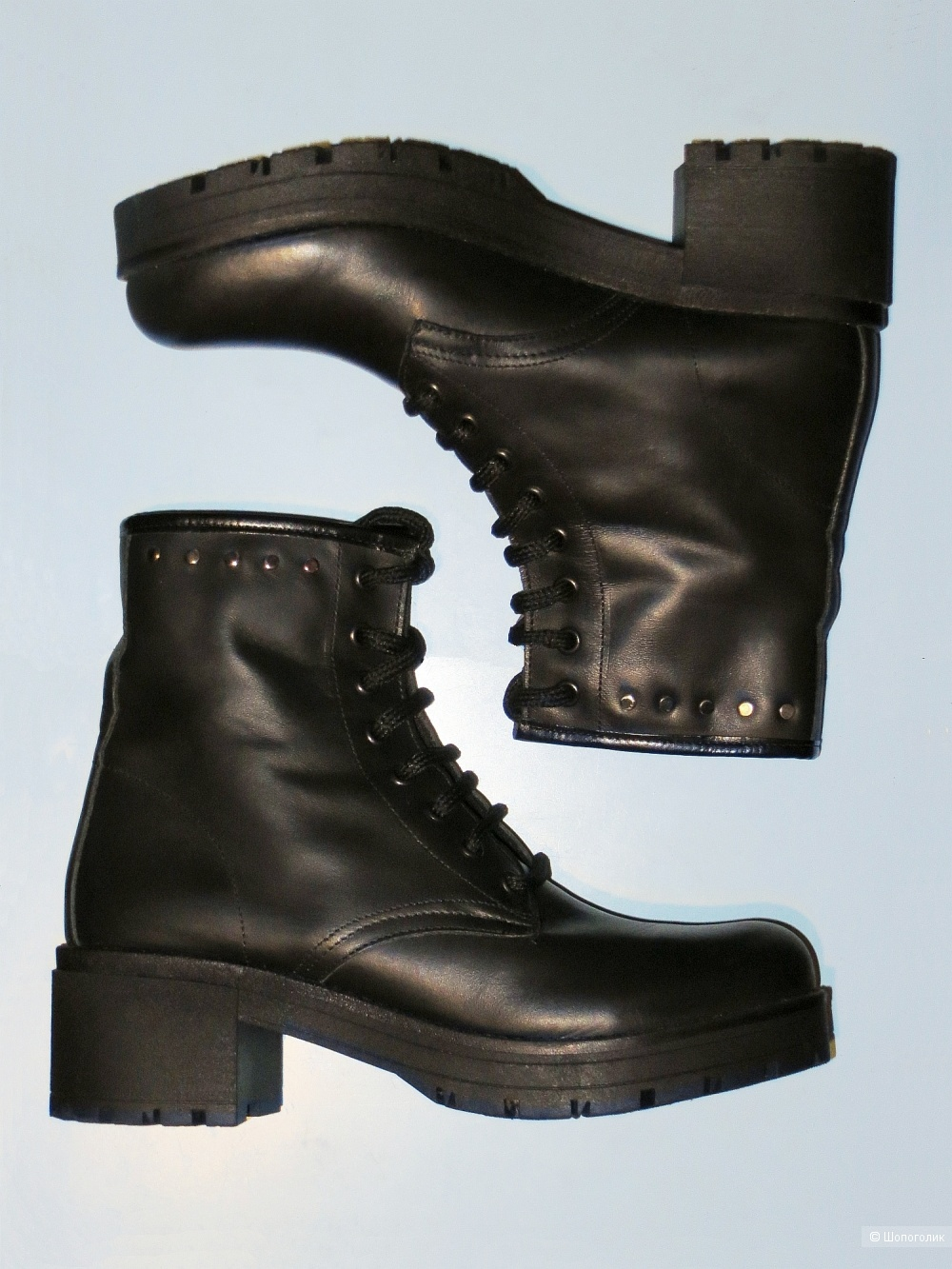 Ботинки Unlace, размер 38 EU