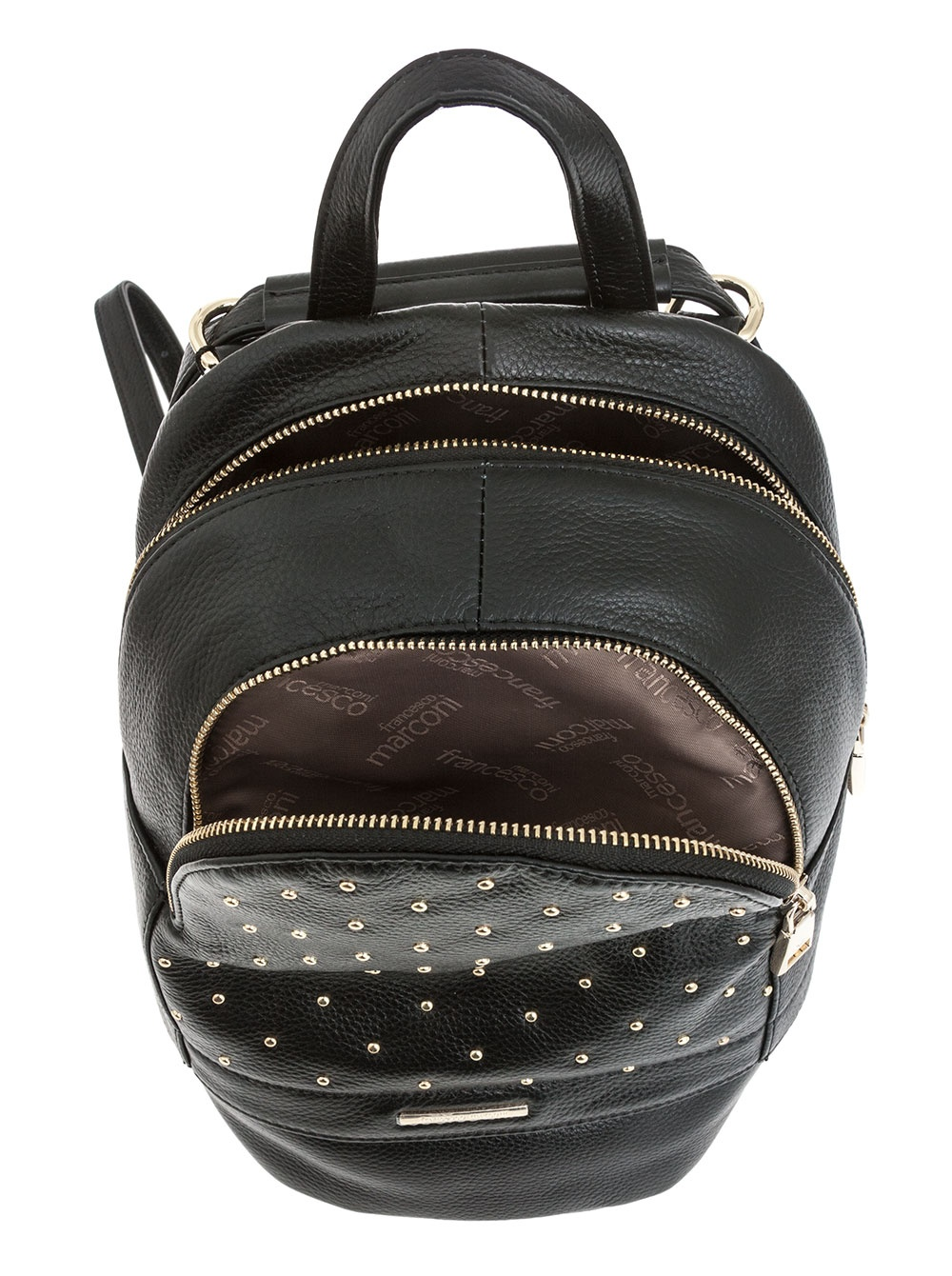 Кожаный рюкзачок Francesco Marconi, 24*17*35