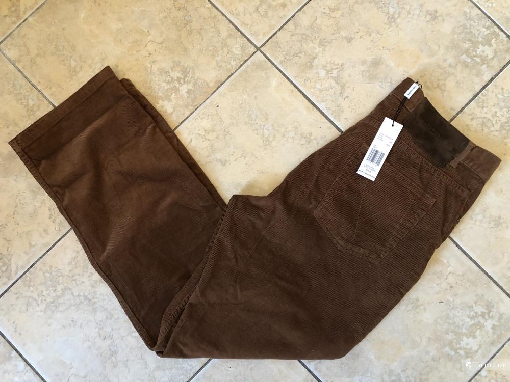 Вельветовые брюки Marc Jacobs Runway, размер американский 12
