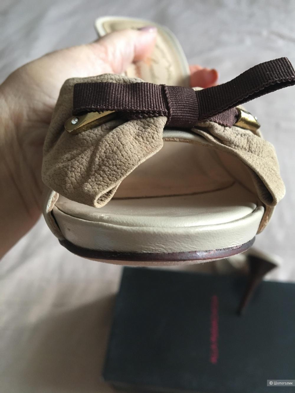 Туфли летние Alla Pugachova,37 размер