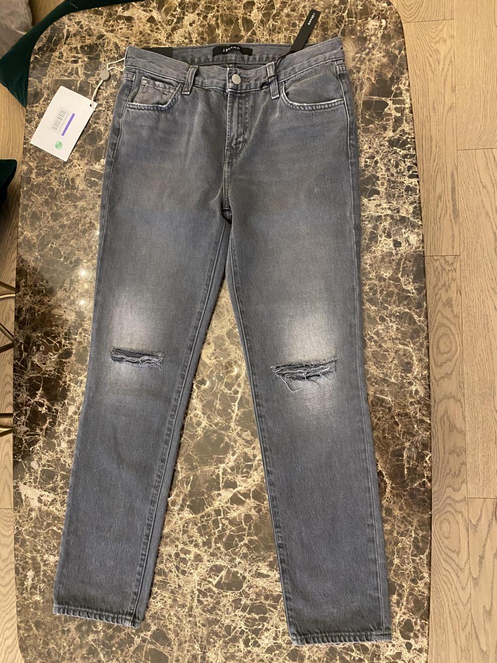 Джинсовые брюки J Brand 25