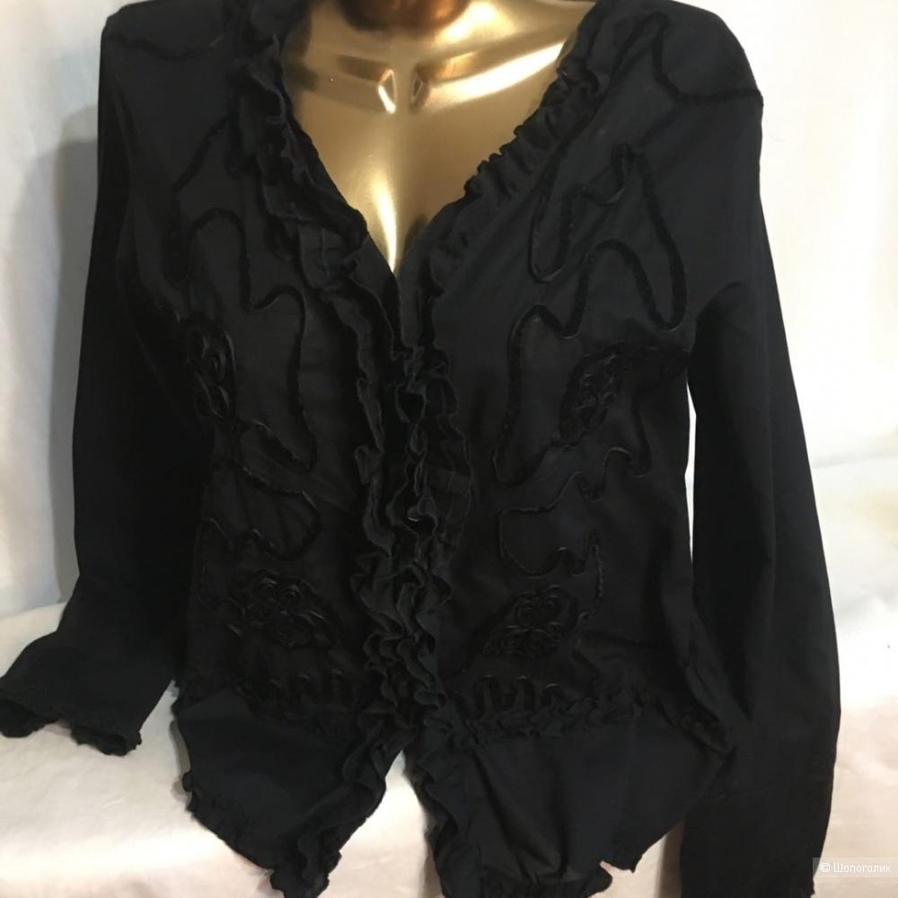 Рубашка CARLA F, размер 46-48