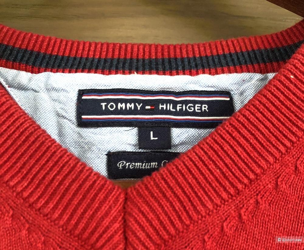 Пуловер Tommy Hilfiger размер L ( на 46-48 российский)