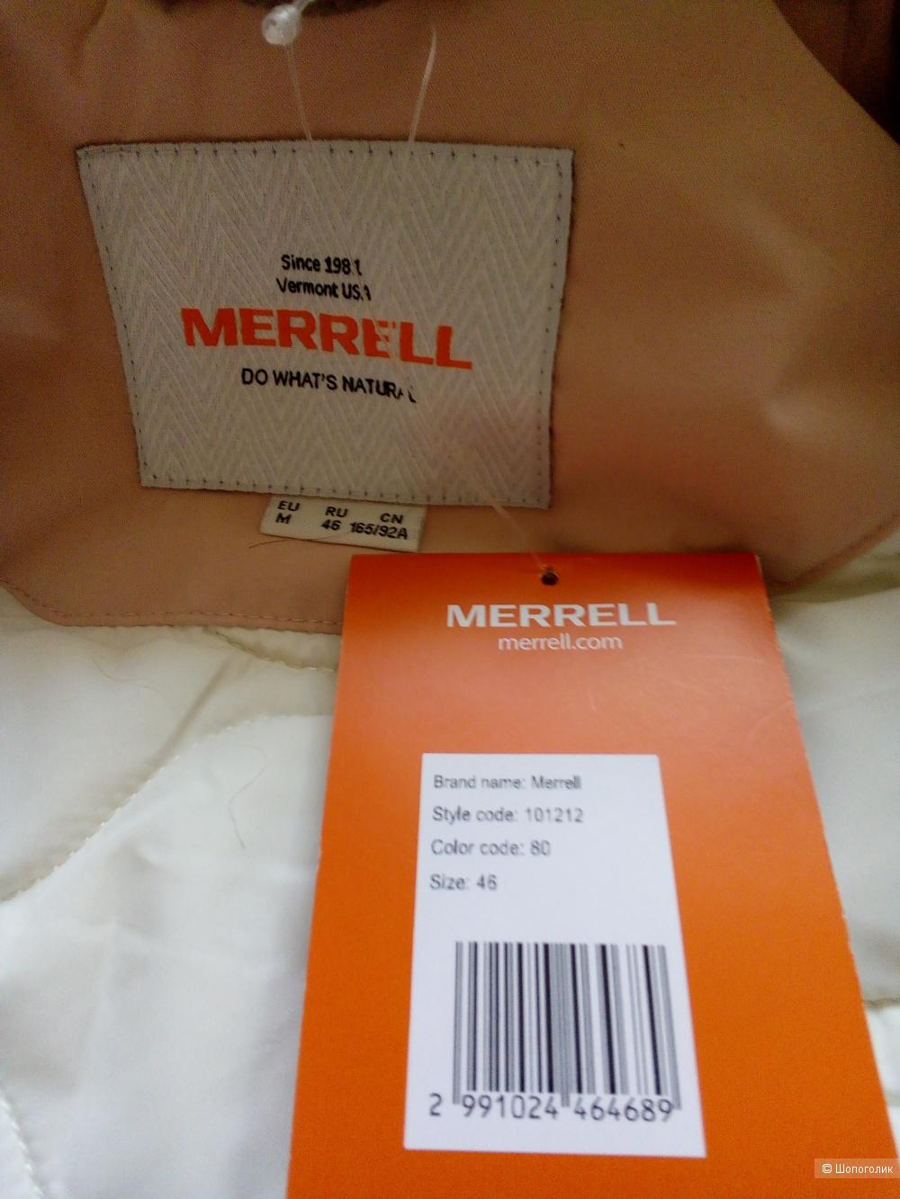 Утепленная куртка Merrell , размер S-M
