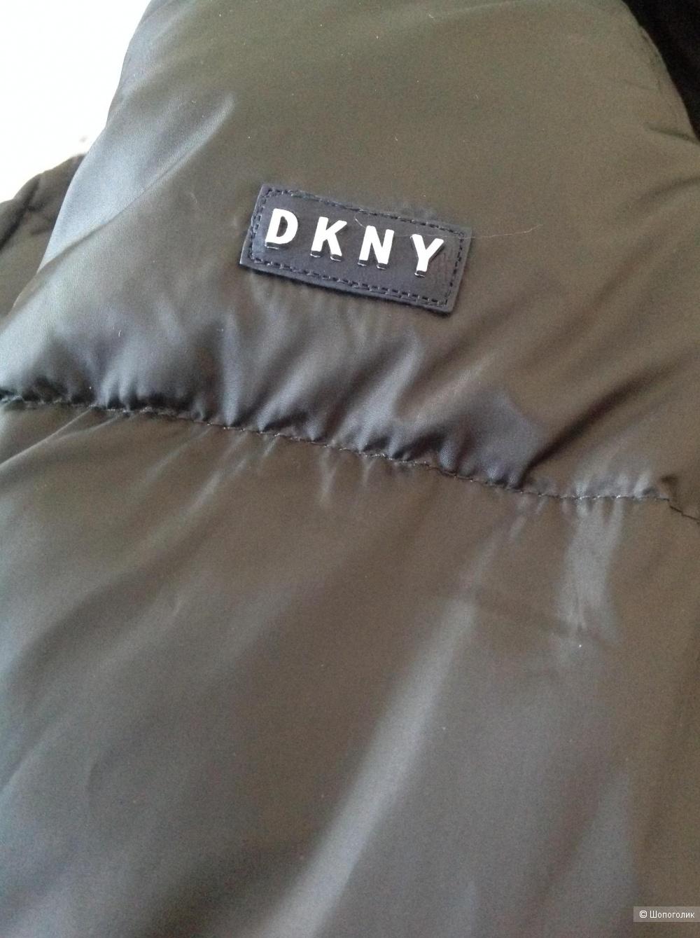 Пуховик куртка DKNY, размер XL, на 50-52-54