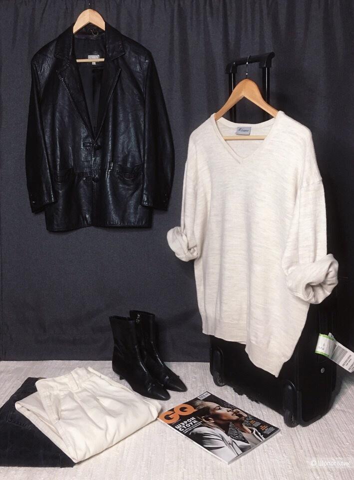 Пуловер M. Lazzaro размер L
