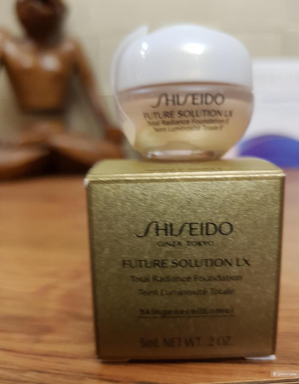 Уходовый набор Shiseido, Tokyo