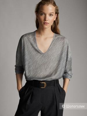 Блуза Massimo Dutti XS-S-М