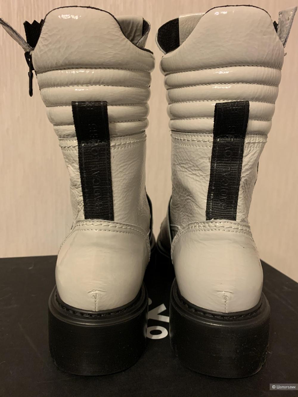 Полусапоги и высокие ботинки O.X.S., 40
