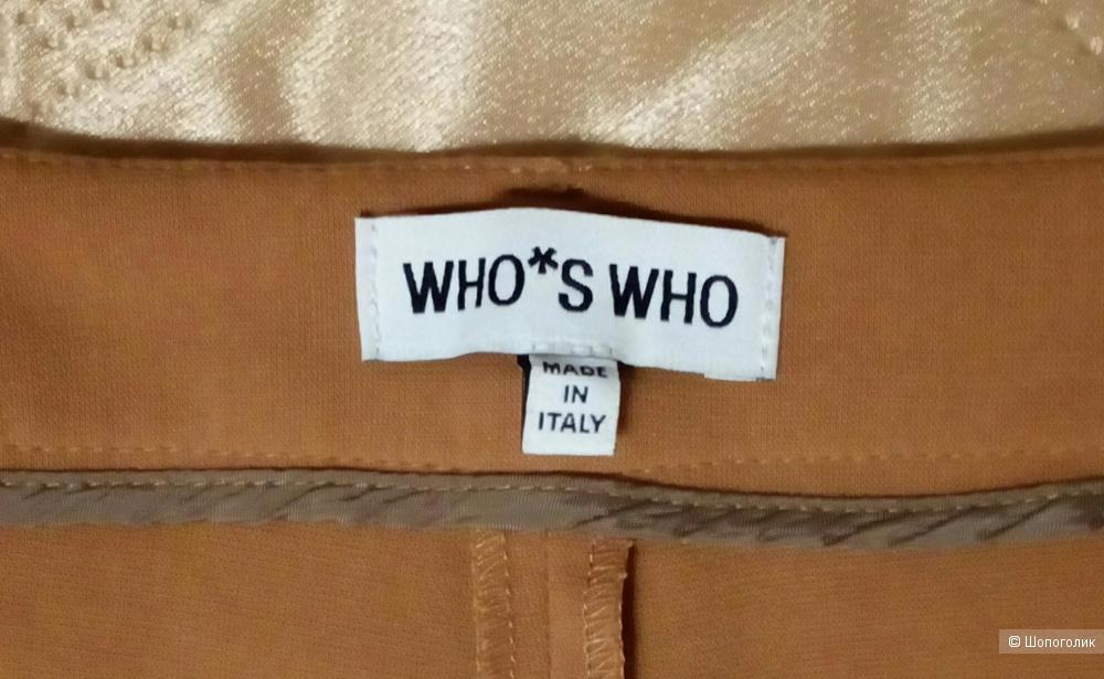 Брюки Who's Who 46-48 размер