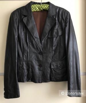 Кожаная куртка(пиджак) Polar Leder,42D