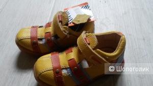 Сандалии туфли Зебра размер  23