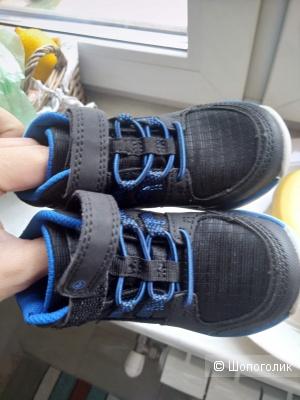 Ботинки высокие кеды Stride Rite детские 23 размер