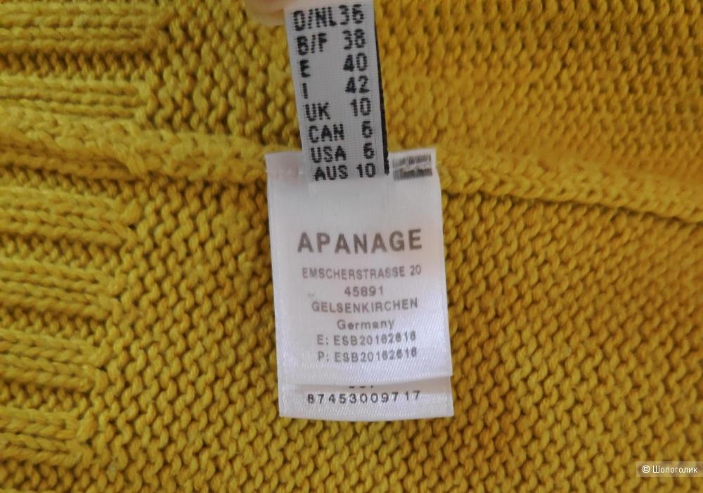 Кофта APANAGE. Маркировка D 36/ UK 10/ IT 42.