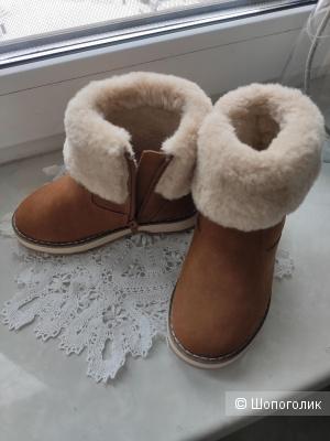 Ботинки Zara детские 24