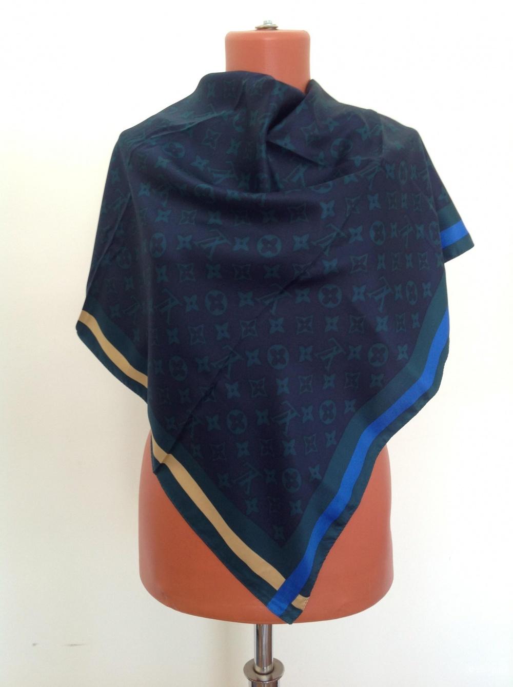Платок Louis Vuitton, размер 90*90 см