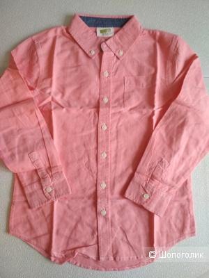 Рубашка crazy8 размер 7-8 лет