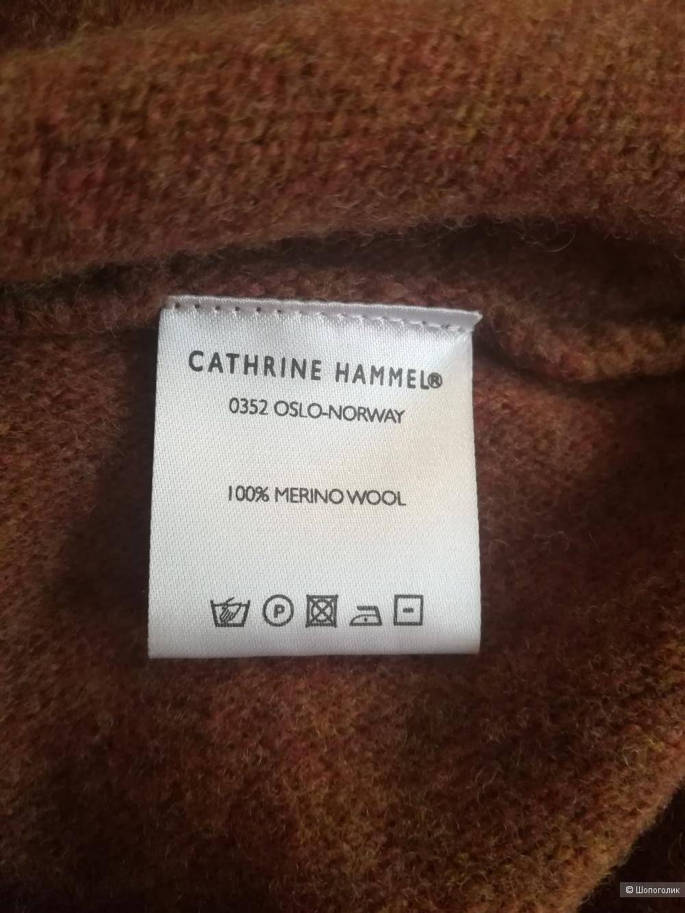 Свитер Cathrine Hammel, Оверсайз