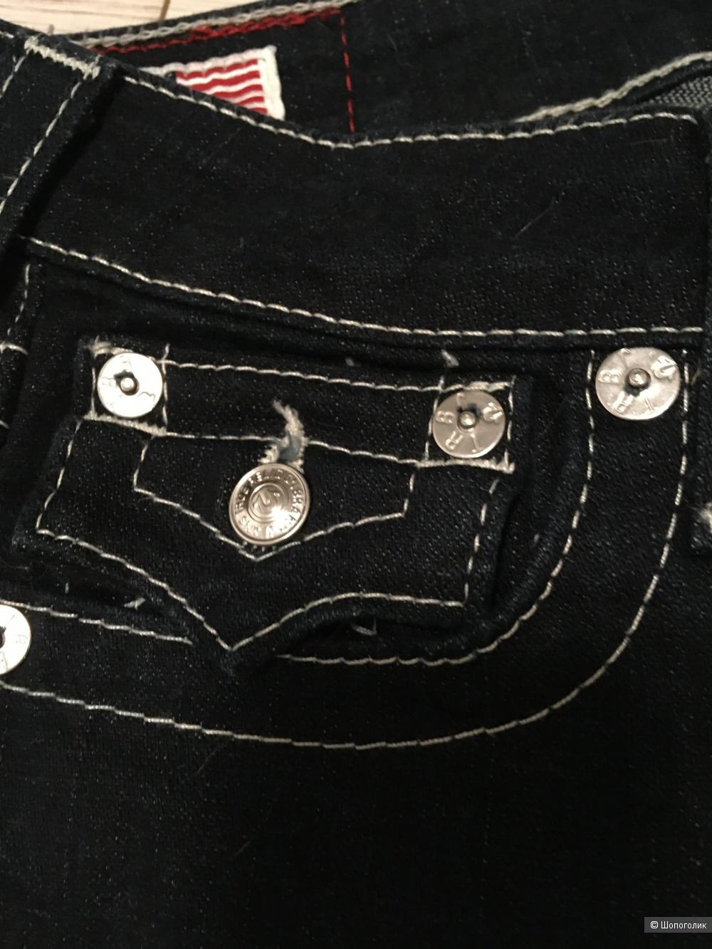 Джинсы True religion, размер 24, на наш 40-42