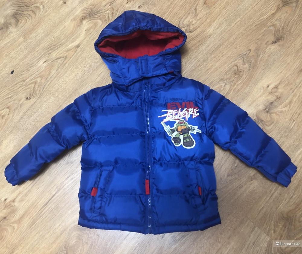 Курточка Nickelodeon размер 3 года.
