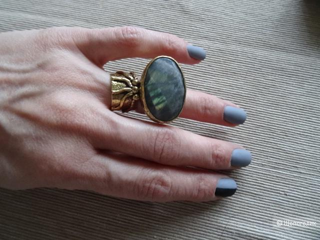 Кольцо SELENA, размер one size