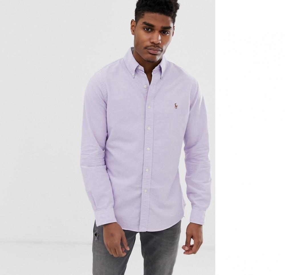 Рубашка Polo Ralph Lauren размер 15,5 ( на 48-50  российский)