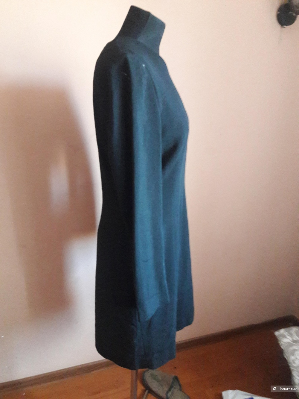 Шерстяное платье Marella 46-48 размера