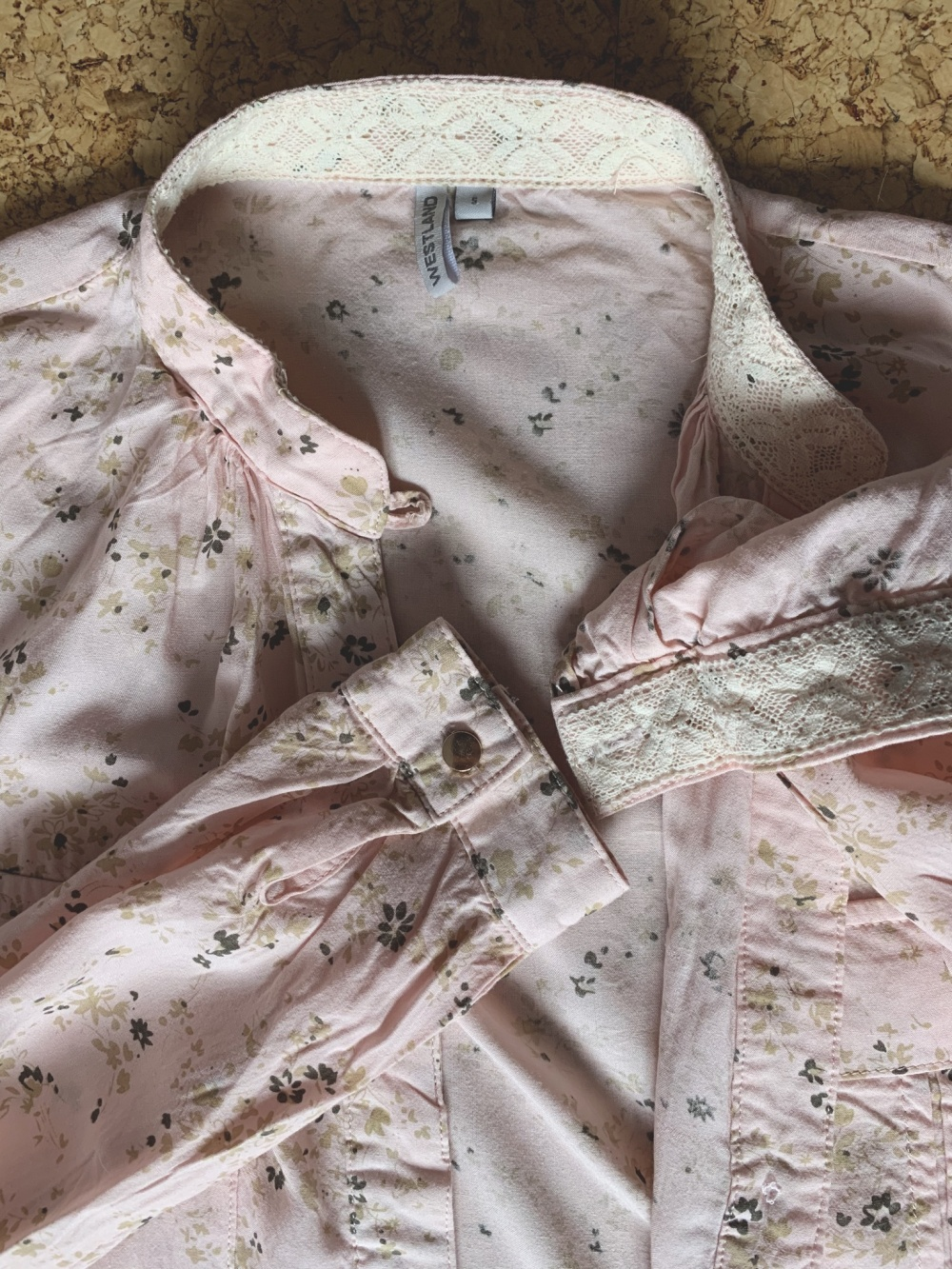 Рубашка Westland, размер S