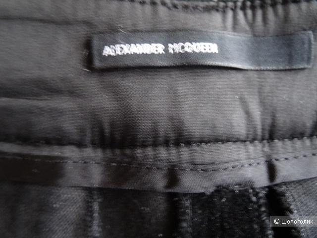 Брюки alexander mcqueen, размер 42-44
