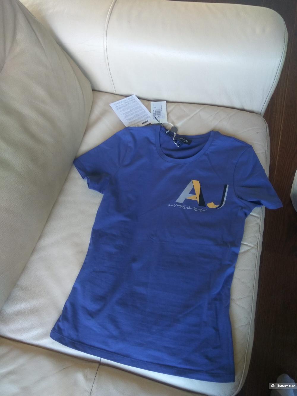 Футболка, Armani jeans, 34 (наш 38-40)