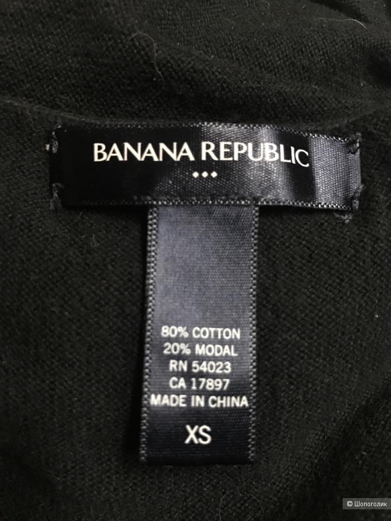 Трикотажный топ Banana Republic размер XS