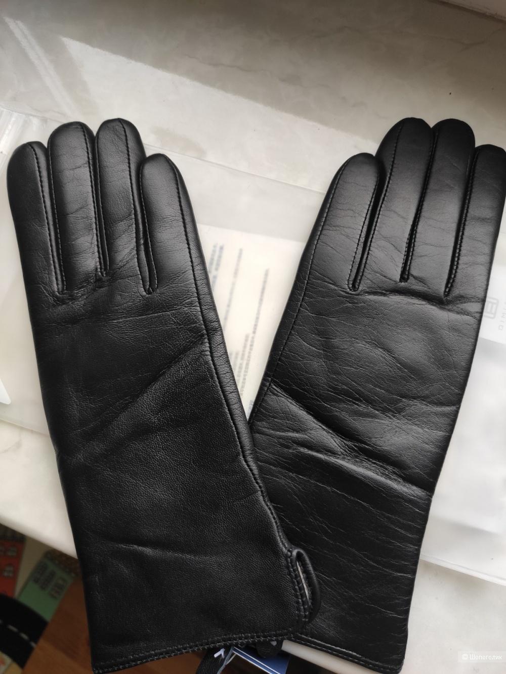 Кожаные перчатки Ксиаоми размер S