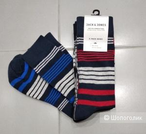 Носки Jack & Jones (комплект из 3-х пар), one size