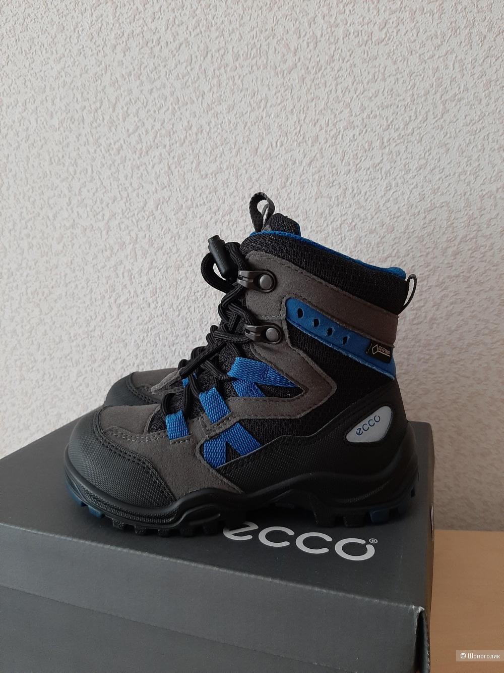Ботинки Ecco размер 27, 28